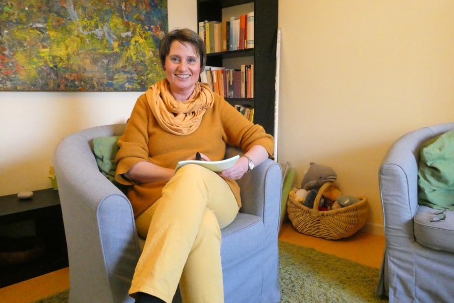 Beratungsraum - Niederberger Supervision, Frau Niederberger